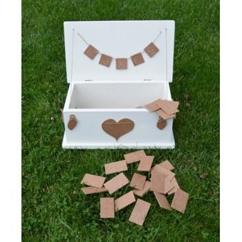 Кутия за пожелания за кръщене