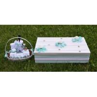 Кутия и комплект за църква за кръщене