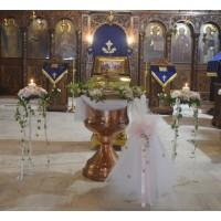 Кръщене - украса на църква