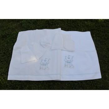 Кърпа със замък