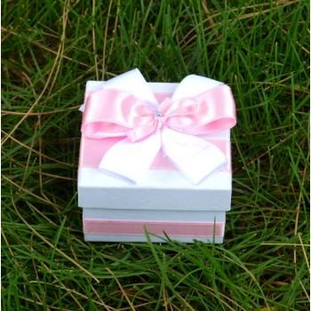 Подарък за гости в розово