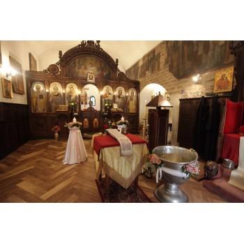 "Кръщене в Драгалевски манастир ""Св. Богородица Витошка"""