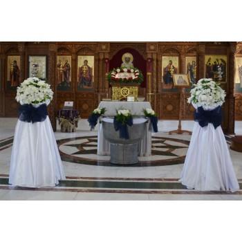 """Кръщене в Долнолозенски манастир """"Св. Апостоли Петър и Павел"""""""