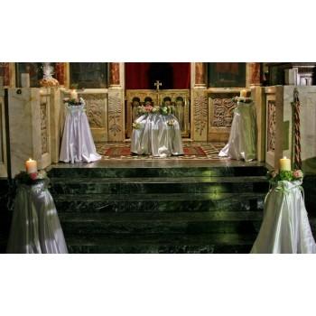 Украса за кръщене